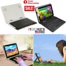 """Universal USB Keyboard Folio Leather Case Stand Cover For 8'"""" 9"""" 10"""" Inch Tablet"""