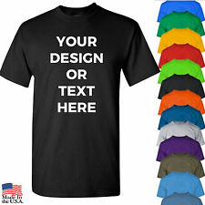 Custom Personalized. Your text, Photo, Logo. Top Quality T-Shirts