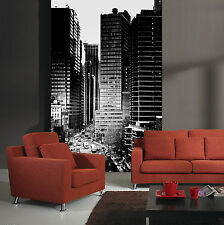 3D House Street 838 Wallpaper Mural Paper Wall Print Wallpaper Murals UK