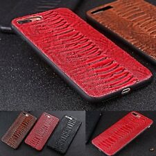 Case Cover For iPhone 7 7 Plus 6 6S Cover Ultra-thin Soft PU Leather Crocodile