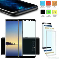 [2-PACK] For Samsung Galaxy Note8 Tempered Glass Film 3D Curved Screen Protector