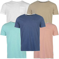 Pierre Cardin Mens Short Sleeves Layered Crew Neck T Shirt - Small-3X-Large