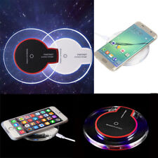 Qi Wireless Charger Charging Receiver Pad Card  USB Cable for iPhone/Android