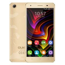 """OUKITEL C5 Pro 4G Smartphone 5"""" Android 6.0 MTK6737 Quad Core Dual Cameras New"""