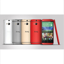 "5"" HTC One M8 4G Quad-core Dual 4MP Unlocked 32GB NFC GPS WIFI 4G LTE Smartphone"