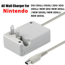 AC Wall Charger for Nintendo DSi/DSiLL/3DS/NEW 3DS/NEW 3DSLL/NEW 2DSLL/NEW 2DSXL