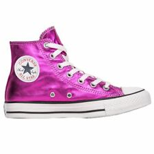Converse CT All Star Hi Magenta Glow Women Hi Top Trainers New