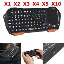 LOT Mini Wireless Bluetooth 3.0 Keyboard Mouse Touchpad for Windows Android iOS