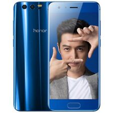 "Huawei Honor 9 Android7.0 Octa Core 4G Smartphone 5.15"" 4GB+64GB 20.0MP Unlocked"