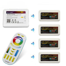 WiFi Wireless IOS Android MiLight remote Controller for RGB RGBW led strip light