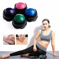 Back Hip Roller Massager Massage Stress Pain Release Rolling Ball Body Care Tool