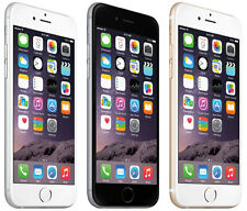 Apple iPhone 6 AT&T 16GB 64GB 128GB  AT&T ONLY - Gray Silver Gold - FREE SHIP