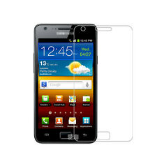 3x CLEAR LCD Screen Protector Shield for Samsung Galaxy S2 i9100