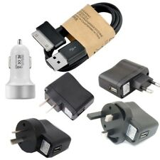 new usb+wall charger data cable for Samsung Galaxy Tab Tablet P1000