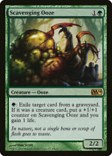 MTG Magic - (R) Duels of the Planeswalkers - Scavenging Ooze FOIL - SP