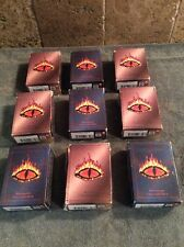 Lot 852 LOTR MIDDLE EARTH Challenge Deck Wizard Ringwraith HOBBIT Card Game