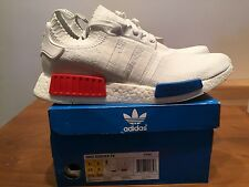 ADIDAS NMD RUNNER PK PRIMEKNIT COLOR VINTAGE WHITE/LUSH RED STYLE S79482