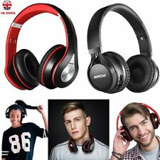 Mpow Bluetooth Stereo Headset Portable Wireless Headphone Earphone with Mic New
