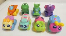 Tonka Chuck Playskool Wheel Pals Mini Dinosaurs, Elephant, 4 Ladybugs, Race Cars