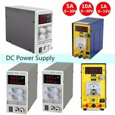 5A/10A 30V Variable Precision Switching DC Power Supply Adjustable Digital Lab O