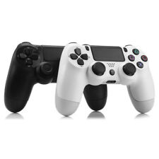 PS4 Controller Wireless Sony Playstation 4 Gamepad Double Vibration Black White
