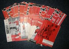 Middlesbrough Programmes 1963-1969 - Select Your Own **FREE POSTAGE IN UK**