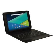 Touchscreen Tablet Android Quad Core Processor 16GB w/ Keyboard Case Bundle New