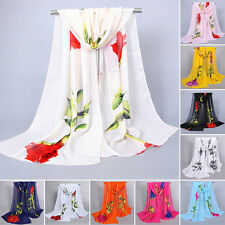 New Style Women Summer Beach Chiffon Scarf Wrap Dot Cover Up Trendy Shawl Scarve