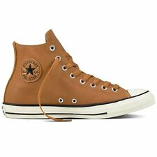 Converse Chuck Taylor All Star Hi Raw Sugar Egret Womens Leather Trainers