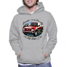 Ford Ranger Rough And Ready Adult Hoody