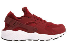 NEW Nike Air Huarache 318429 606 Men's Red/White Lifestyle Running Shoes