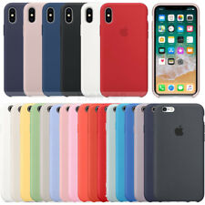 HOT ! ! Ultra-Thin Silicone Soft Matte Back Case Cover Skin For iPhone X 8 Plus