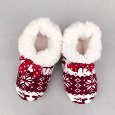 Winter Fashion Warm With Bow Casual Wear Slipper For Women