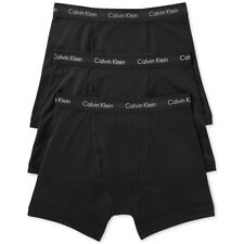 Calvin Klein Underwear Men 3 Pack CK Boxer Briefs Classic Fit NEW