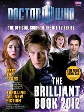 Brilliant Book of Doctor Who 2012 by Clayton Hickman (2011, Hardcover)
