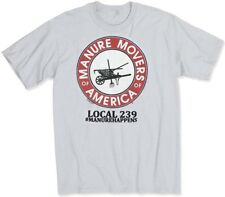 MANURE MOVERS OF AMERICA™ T-shirt Horse Lovers Gift
