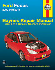 Haynes Publications 36034 Repair Manual Ford Focus