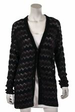 Missoni zig zag wool blend knit cardigan Size M | IT 44