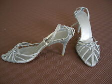 new sandals Sportmax (MaxMara) size 38 made in Italy leather strappy
