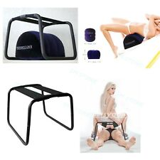 Bouncing Sex Chair Stool Inflatable Couple Body Position Bolster Cushion Pillow