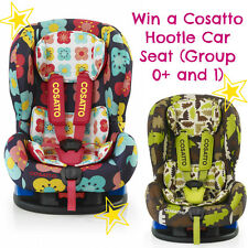 Cosatto Hootle Group 0+ 1 Combination Car Seat