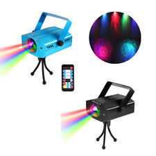 Mini LED RGB Water Ripples Projector Stage Lighting Disco Party Light Lamp Ipc