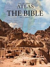 The Historical Atlas of the Bible Maps by Barnes Hardcover Biblical History Book