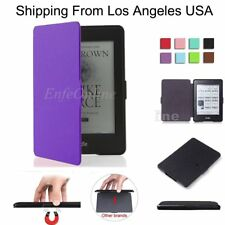 Magnetical Leather Case Cover For Kindle 6 Amazon / Kindle Paperwhite 1 2 3 899