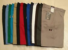 "DICKIES 42283 13"" WORK/UNIFORM CELL PHONE POCKET SHORTS 36 38 40 42 44 46 48 NWT"