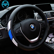 38CM Reflective Movement Diamond Steering Wheel Cover Anti-Slip
