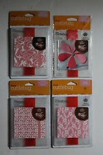 New Cuttlebug A2 Embossing Folder & Border