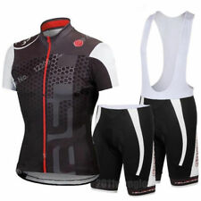 Men's Cycling Bike Short Sleeve Clothing Bicycle Sets Jersey Shorts Sports Pants