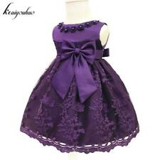 Adorable Baby Girls Dress for Princess Party, Christening, or Baptism (Color Opt