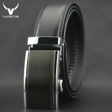 Designer Men Belt Luxury Brand Real Metal Buckle Genuine Leather Mens Belts